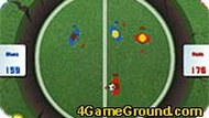Круглый футбол