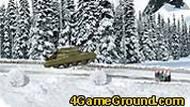 Гонка на танке
