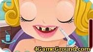Стоматолог для малыша