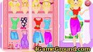 Барби: клубничный стиль