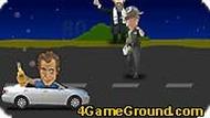 Игра Мел Гибсон: пьяное вождение