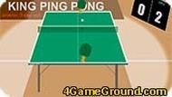Король пинг понга