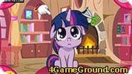 Причёска маленькой пони