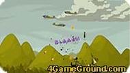 Игра Танк против самолёта