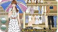 Одевалка дождя