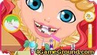 Красная Шапочка лечит зубки