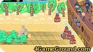 Игра Монстры против пиратов