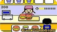 Настоящие гамбургеры