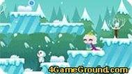Снежная королева и снеговик