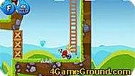 Angry Birds приключения