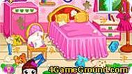 Уборка в комнате