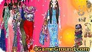 Арабская одевалка