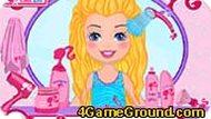 Дочь Барби