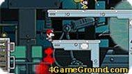 Марио летает