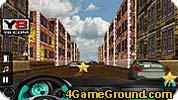 3D гонка по городу