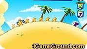 Бег в песке
