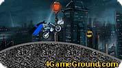 Бэтмен: мотоцикл