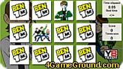 Бен 10 карты