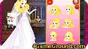 Эппл Вайт: свадебное платье