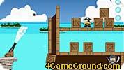 Игра Стрельба по пиратам