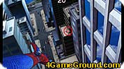 Игра Человек Паук и роботы-пауки