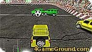 Футбол машинами