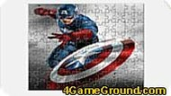 Капитан Америка супергерой