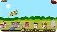 Прыгающий автобус