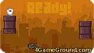 Игра Flappy Bird: вертолёт