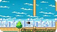 Flappy Bird: дракон Гоку