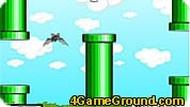Flappy Bird: летучая мышь