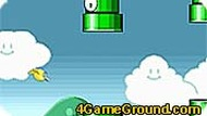 Flappy Bird: мир Марио