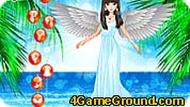 Ангел на пляже