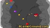 Angry Birds в пещере