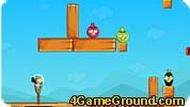 Приключения Angry Birds