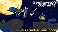Игра Angry Birds на велосипеде
