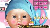 Макияж для куклы