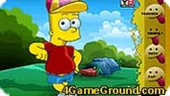 Игра Симпсоны: одевалка