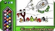 Angry Birds раскраска