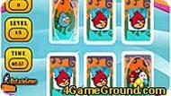 Angry Birds: карты птичек