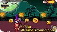 Игра Angry Birds: Хэллоуин