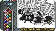 Раскраска Бэтмена