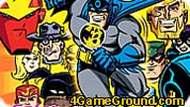 Бэтмен и буквы