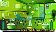 В зелёной комнате