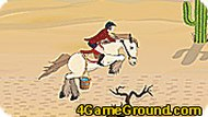 Игра Гонка на лошадях