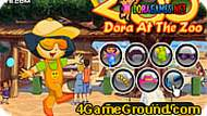 Даша: зоопарк