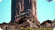 Гонка в каньоне