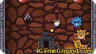 Гном в подземелье