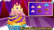 Эвер Афтер Хай: торт