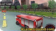 Игра Гонка пожарных